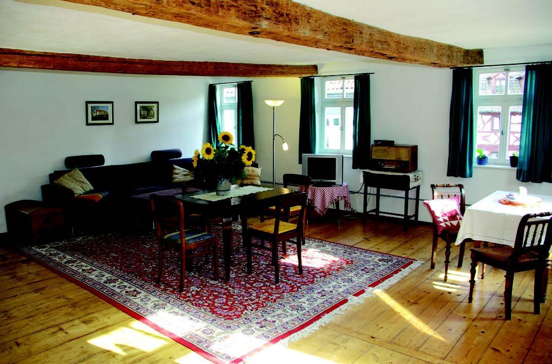 Wohnzimmer Schadhaus