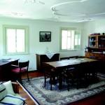 Wohnzimmer des Schadhauses