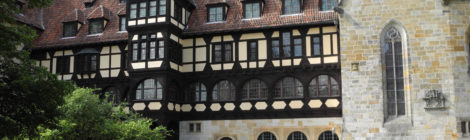 Hauptgebäude der Vest Coburg